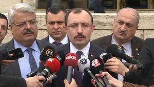 AK Parti Grup Başkanvekili ek gösterge açıklaması