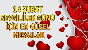 İşte 14 Şubat geleneği Sevgililer Günü mesajlarında en güzel seçenekler