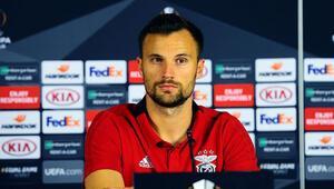 Seferovic, G.Saray maçı öncesi iddialı