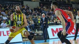 Fenerbahçe Beko, yarı finalde Rakip Türk Telekom