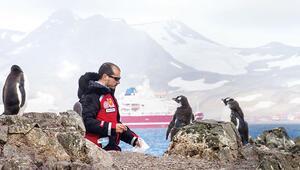 Türk bilim ekibi Antarktikada