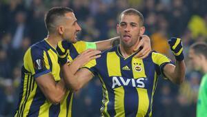 Slimani: Bir gol attım diye kahraman olmadım