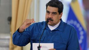 Maduro, Trumpın tehditlerine karşı dünyadan destek istedi