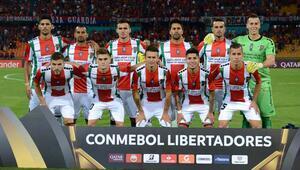 Libertadores Kupasına Los Turcos damgası