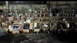 İstanbul'da sahte içki operasyonu 10 bin şişe ele geçirildi…