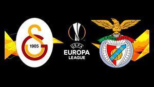 Benfica, İstanbula 6 eksikle geldi Galatasarayın iddaa oranı düştü...