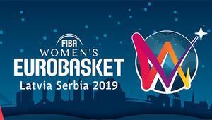 Türkiyenin 2019 Kadınlar Avrupa Basketbol Şampiyonası takvimi belli oldu