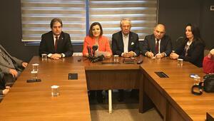 CHP İzmit Başkan Adayı Hürriyet, TBMM Başkanlık Divanı divan katip üyeliğinden istifa etti