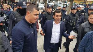 Siirtte HDPlilerin yürüyüşüne izin verilmedi