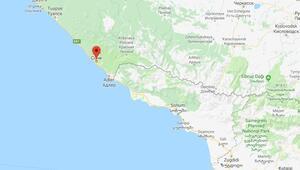 Soçi nerede Soçinin harita üzerindeki konumu
