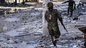 Deyrizorda YPG/PKK-DEAŞ arasındaki çatışmalar sürüyor