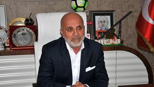 Alanyaspor Başkanı Çavuşoğlu: Şahsım ve kulübüm adına suç duyurusunda bulundum
