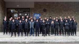 TFF heyeti, atletik performans konulu UEFA Çalışma Grubuna katıldı