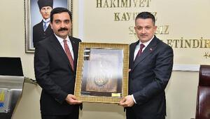 Bakan Pakdemirli Kırşehirde