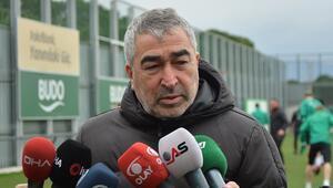 Samet Aybaba: Elimizdeki kadroyla en iyisini yapıp kazanmak istiyoruz