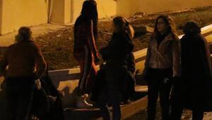 Ankarada korkunç cinayet Genç kız babasını öldürdü