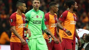 Galatasaray tarihe geçti Bir ilk..