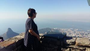 75 yaşında hayalimdeki dağa çıktım