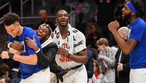 New York Knicks 18 maç sonra kazandı