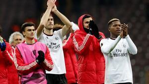 Karşılaşmada ilginç detay Benfica...