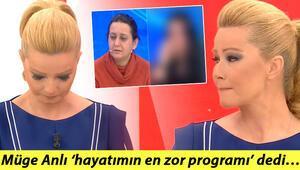 Müge Anlının programında şok itiraf Abdullah Gazi A.yı büyük kızı öldürmüş...