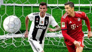 Hem Juve, hem de Bayern CANLI YAYINDA Galibiyetlerine iddaada...