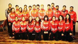 Türk atletizminin yıldızlar birincilik peşinde
