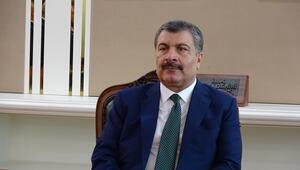 Sağlık Bakanı Koca: Fırsatçılık yapanlara göz açtırmak istemiyoruz