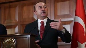 Son dakika... Bakan Çavuşoğlundan terörle mücadele açıklaması