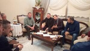 Başkan Işık vatandaşları evlerinde ziyaret etti