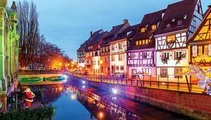 En romantik kasabaya Fransız kalmayın