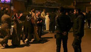Ankarada iki aile birbirine girdi: Çok sayıda gözaltı