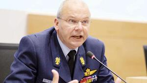 Belçika'da istihbarat sorumlusuna gözaltı