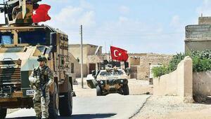 İdlibde Türk-Rus ortak devriyesi