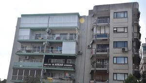 İzmirde korku apartmanı... Arkadaşlarım evime gelmek istemiyor