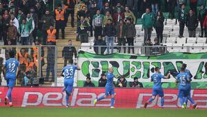 Bursaspor 0-2 Çaykur Rizespor