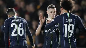 Manchester City, FA Cupta çeyrek finalde