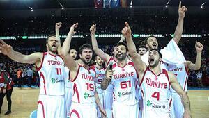 A Milli Erkek Basketbol Takımı yarın kampa girecek