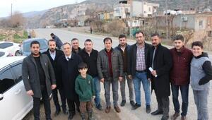 Ilısu Barajı altında kalan köyün sakinlerine arsa tahsisi