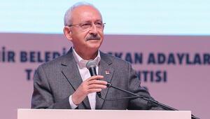 Kılıçdaroğlu'ndan İzmir Aday Tanıtım Toplantısı'nda önemli açıklamalar
