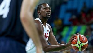 Kevin Durant MVP seçildi - Kevin Durant kimdir