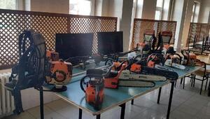 Çaldıkları eşyaları sosyal medyadan satan 6 kişi yakalandı