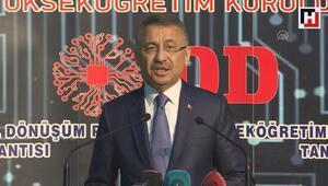 Cumhurbaşkanı Yardımcısı Oktay e-devlet kullanıcı sayısını açıkladı