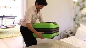 Bavullar değişiyor İşte son hali...
