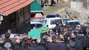 Ukrayna'da öldürülen Bolulu tır şoförü son yolculuğuna uğurlandı