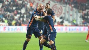 Başakşehirli Kudryashov, bin 12 gün sonra golle buluştu