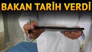 Sağlık Bakanlığı personel alımı kurası ne zaman Sağlık Bakanlığı kura çekim tarihi