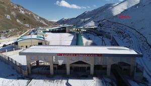 100 milyon liraya mal olan Kapıköy Gümrük Kapısı hizmete açıldı
