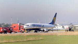 Son dakika... Romada Ciampino Havalimanı uçuşlara kapatıldı