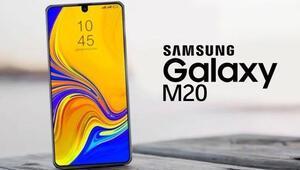 Samsung Galaxy M20 Türkiyede satışa çıkıyor İşte tüm özellikleri